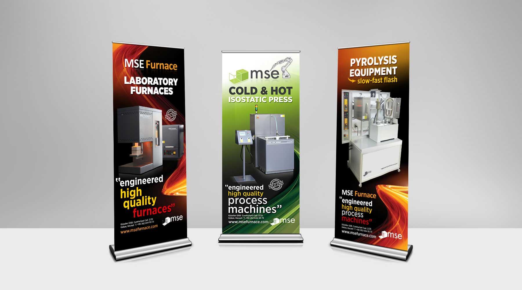 Mse Teknoloji profesyonel tasarım ve baskı hizmeti