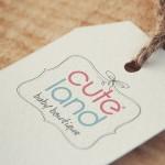 cuteland baby boutique logo tasarımı
