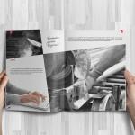 Güler Çelik katalog tasarımı
