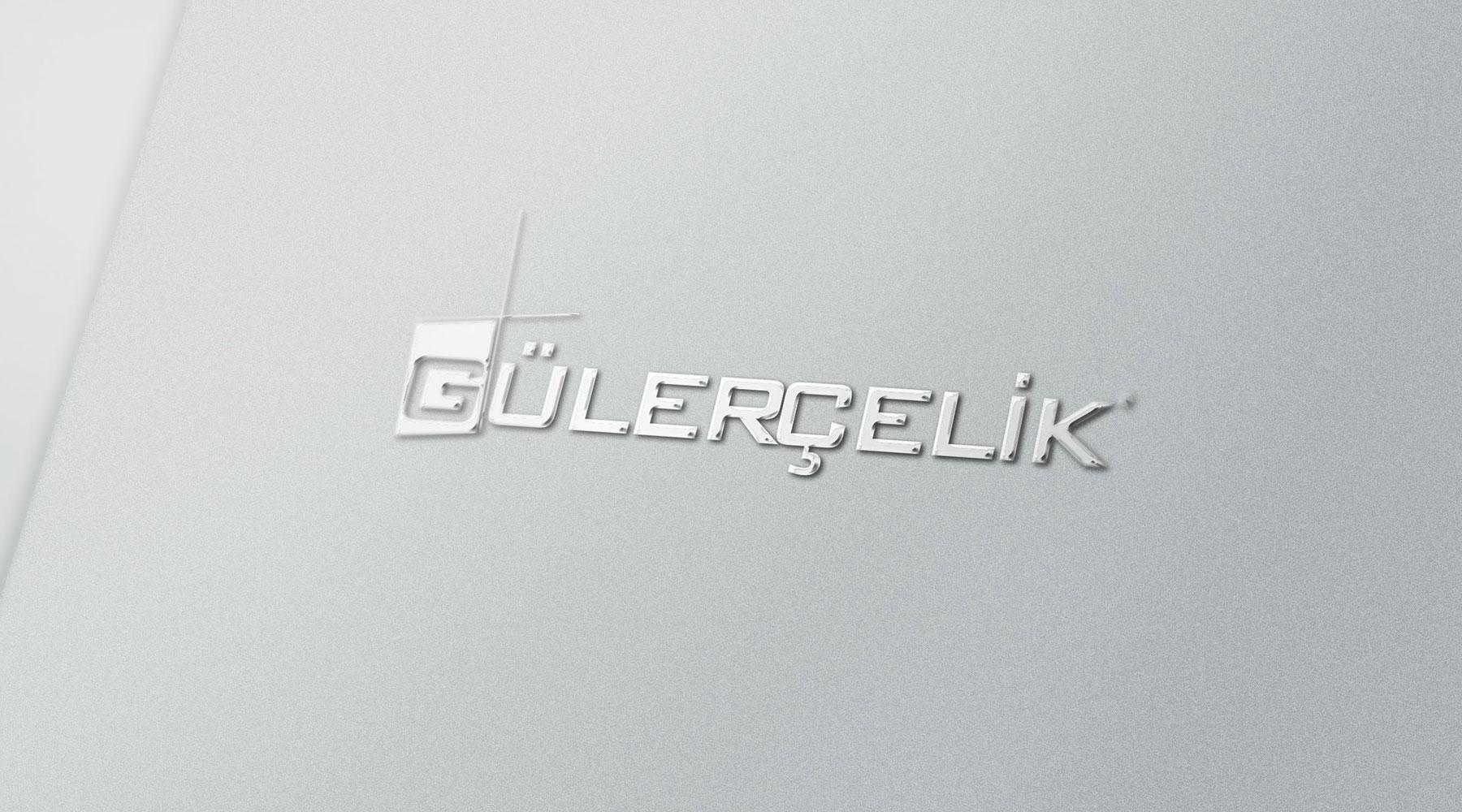 Güler Çelik logo tasarımı eskişehir