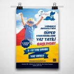 eskişehir tasarım, afiş tasarımı ve baskı hizmeti, eskişehir reklam ajansı